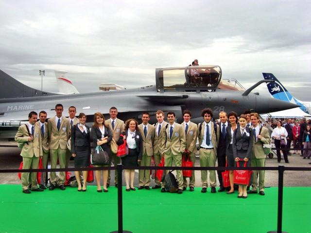 """Cadets 2011 : de jeunes """"anciens"""" Cadets !"""