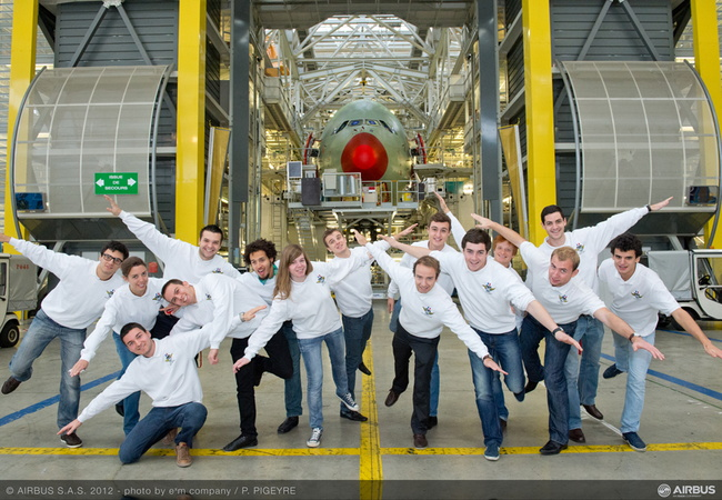 Cadets 2012 : de retour du stage Toulousain !