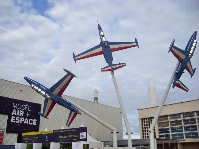 Bravo aux Cadets de l'Air 2013 ! Rendez-vous au Bourget !
