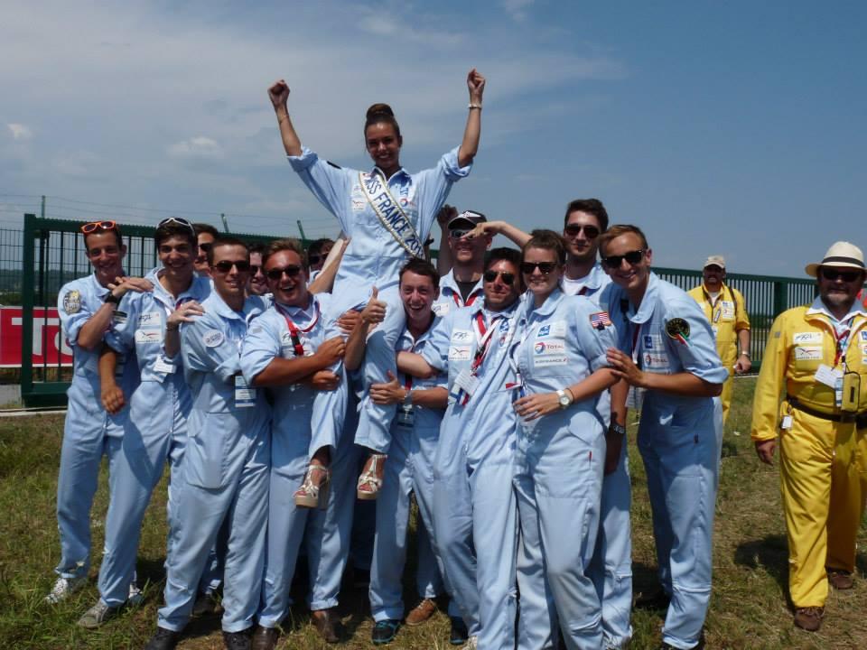 Bravo aux Touristes de la promotion 2014 !