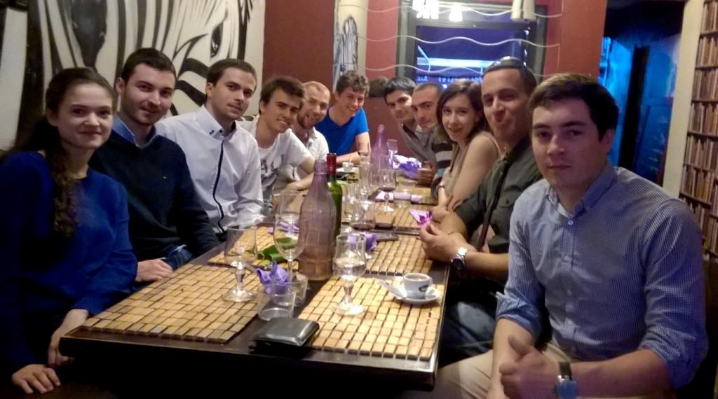 Soirée de Printemps 2015 - Toulouse