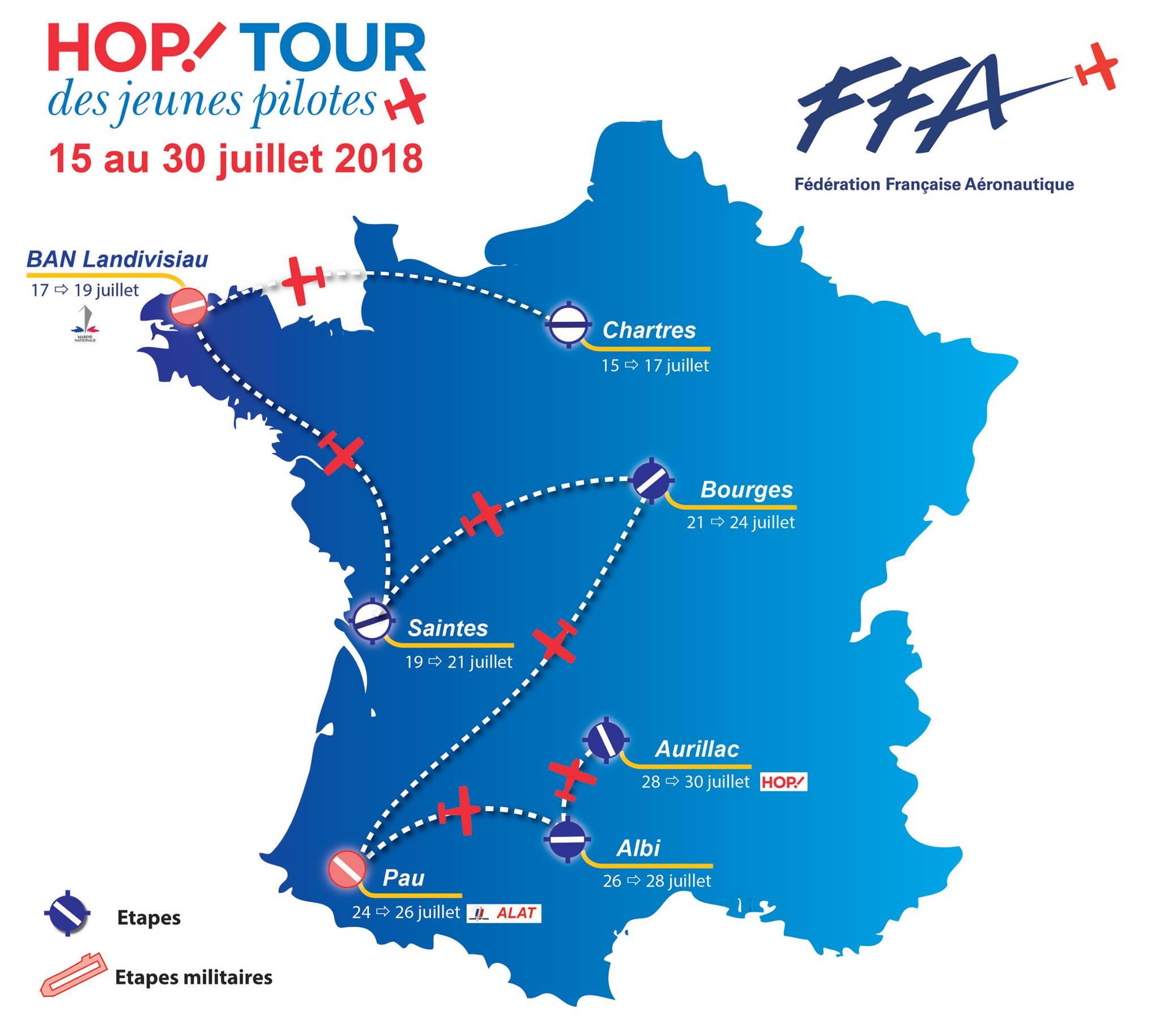 HOP! Tour des Jeunes Pilotes 2018